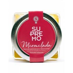 Mermelada arbosana Supremo, 100 gr. Caja 18 unidades