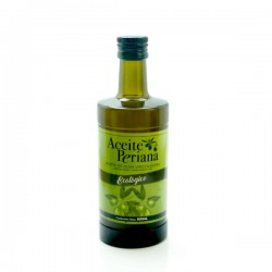 Organic olive oil Periana, 500 ml