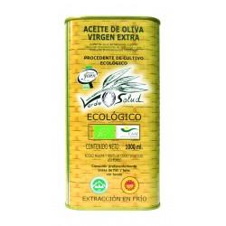 Verde Salud lata 1 l. Caja 12 unidades.