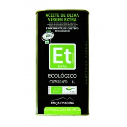 EreTru organic, can 1 l. Box 12 units.