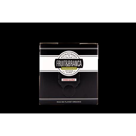 Fruit&Branca arbequina, 500 ml. Caja 6 unidades.