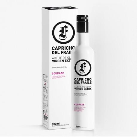 Estuche Capricho del Fraile coupage, 500 ml.