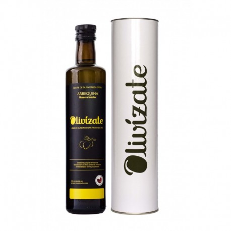 Olivízate arbequina, 500 ml.