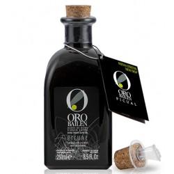 Oro Bailen Reserva Familiar PICUAL glass bottle 250 ml. Box 24 units.