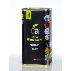 Oleoalmanzora arbequina 1l.