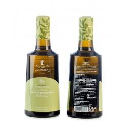 Molino de la Calzada arbequina, bell 500 ml. Caja 6 unidades