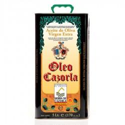 Oleo Cazorla, can 5 l. Box 4 units
