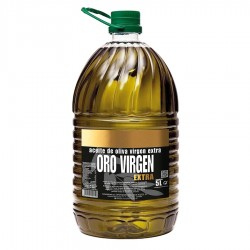 Oro Virgen Extra, 5 l. Box 3 units