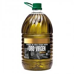Oro Virgen Extra, 5 l. Caja 3 unidades