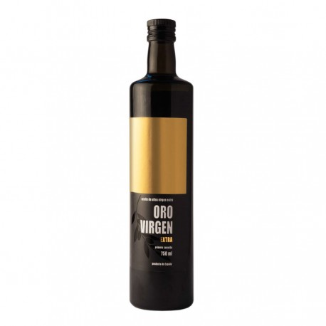 Oro Virgen Extra, 750 ml. Box 15 units