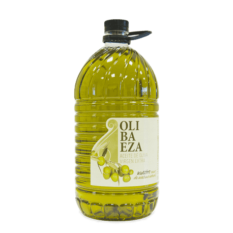 Olibaeza, pet 5 l. Box 3 units