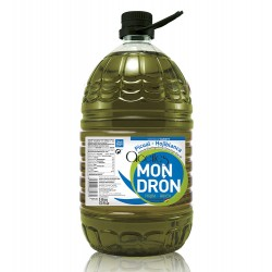 Aceites Mondrón coupage, pet 5 l. Box 3 units