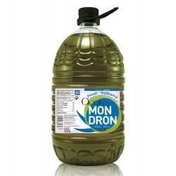 Aceites Mondrón coupage, pet 5 l. Caja 3 unidades