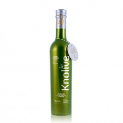 Knolive Organic, 500 ml. Box 6 units