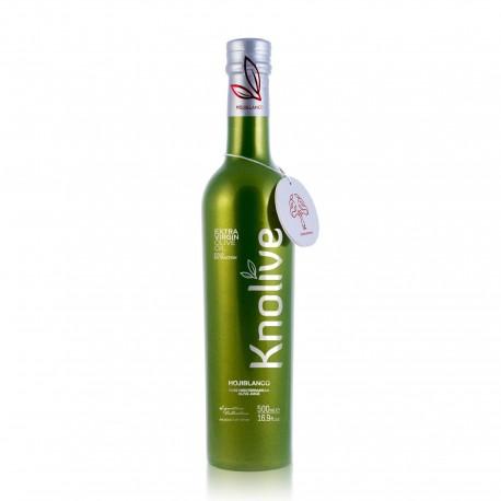 Knolive Hojiblanco, 500 ml. Box 6 units