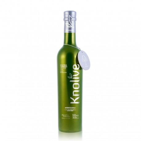 Knolive Arbequino, 500 ml. Box 6 units