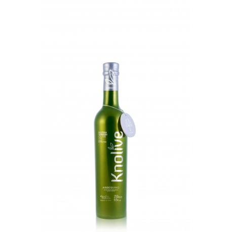 Knolive Arbequino, 250 ml. Box 6 units