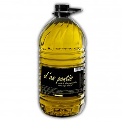 AOVE d'As Pontis, pet 5 l. Box 3 units