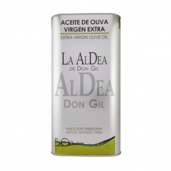 La Aldea de Don Gil lata 5 l. Caja 2 unidades.