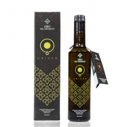 Oro del Desierto Origin, 500 ml. Box 6 units