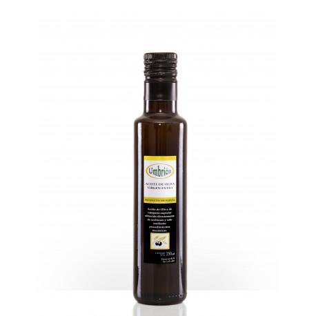 Umbrión arbequina, 250 ml. Caja 12 unidades