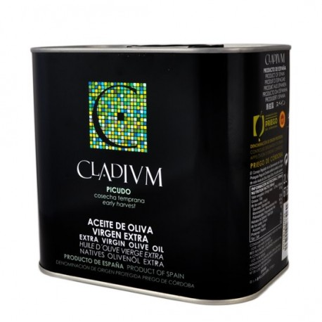 Cladivm Picudo, can 2 l. Box 4 units.