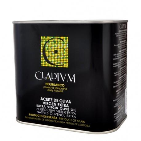 Cladivm Hojiblanco can 2 l. Box 4 units.