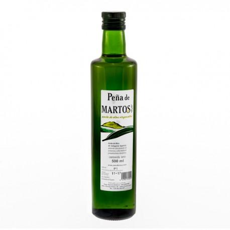 Peña de Martos, 500 ml. Box 12 units.