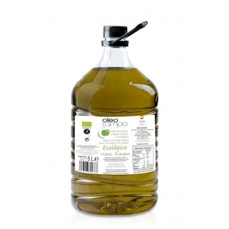 Oleocampo premium organic. Limited Edition 500 ml. Box 12 units.