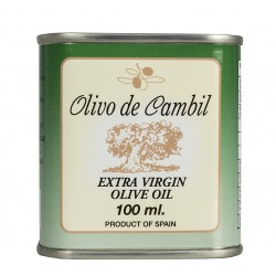 Olivo de Cambil, 100 ml. Box 40 units