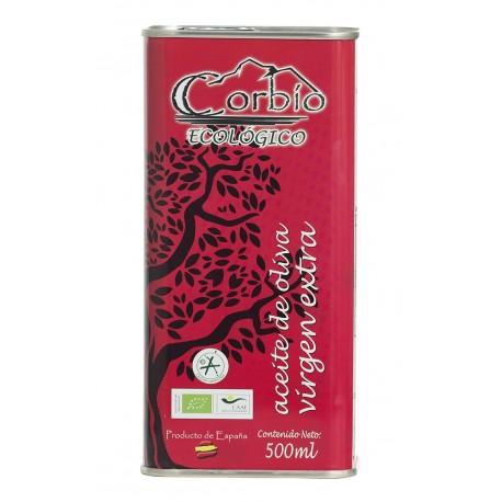 Corbío, lata 500 ml. Caja 15 unidades