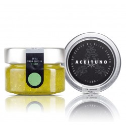 Aceituno Evoo Pearls, 50 gr. Box 12 units