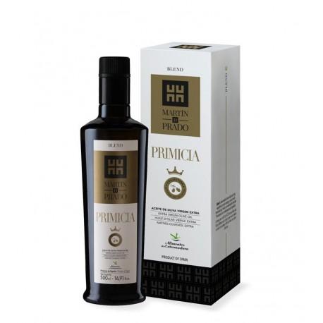 Martín de Prado Primicia Blend,  gift case 500 ml. Box 3 units