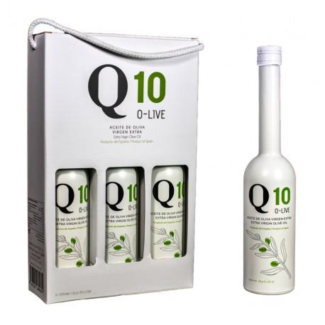 Q10 O-LIVE Family Reserve, case 3 x 500 ml.