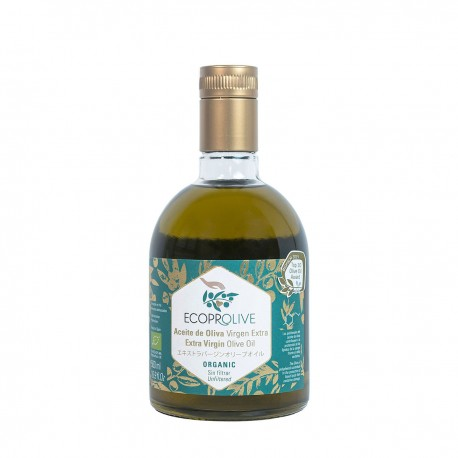 Ecoprolive unfiltered, 500 ml.