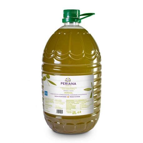 Aceite Periana, 5 l. Caja 4 unidades.
