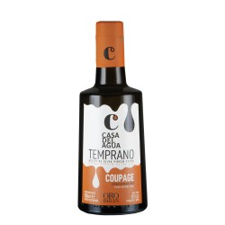 Casa del Agua Temprano Coupage, 500 ml. Box 12 units.