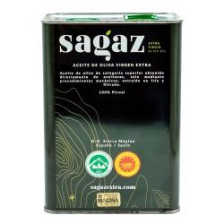 Sagaz Virgen Extra, 3 l.