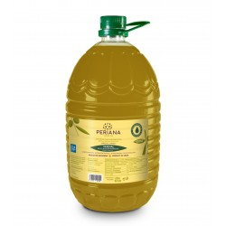 Periana unfiltered olive oil, 5 l. Box 4 units.