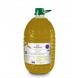 Aceite Periana Sin Filtrar, 5 l. Caja 4 unidades.