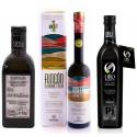 Premium Selection Olive Oil Set, 3 x 500 ml.