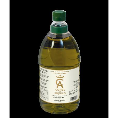 Conde de Argillo garrafa pet 2 l. Box 4 units.