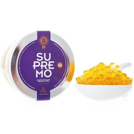 Caviar Aove Supremo. Jar 50 gr. Box 15 units