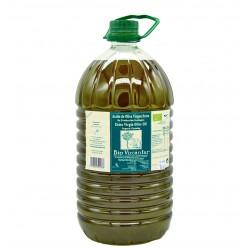 Bio Vizcántar garrafa pet 5 l. Caja 3 unidades.