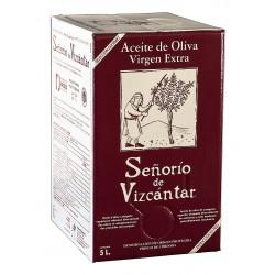 Señorío de Vizcántar Bag in Box 5 l. Caja 3 unidades.