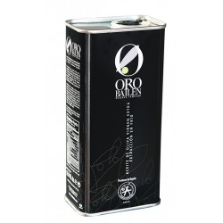 Oro Bailen Reserva Familiar PICUAL can 500 ml. Box 12 units.