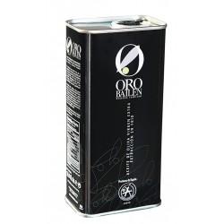 Oro Bailen Reserva Familiar PICUAL can 500 ml. Box 12 units.