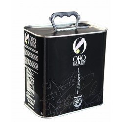 Oro Bailen Reserva Familiar PICUAL can 2,5 litres. Box 4 units.