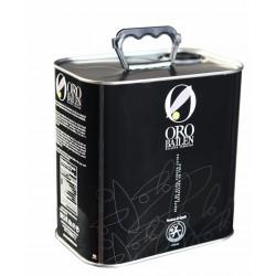 Oro Bailen Reserva Familiar PICUAL lata 2,5 litros. Caja 4 unidades.