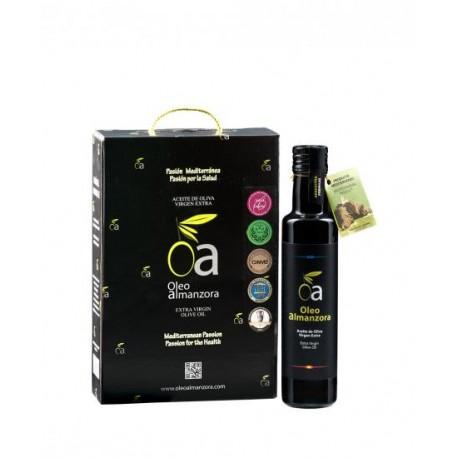 Pack Oleoalmanzora 3 bot. selección gourmet 250 ml.